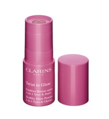Clarins - Twist to Glow - 02 Radiant Pink