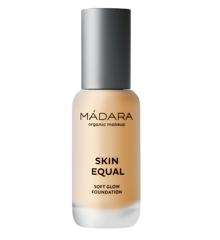 Mádara - Skin Equal Foundation 30 ml - Sand