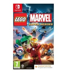 LEGO Marvel Super Heroes (Code in a Box)