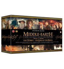 Middle-Earth Ultimate Collector'S Edition