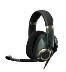 EPOS - H6 Pro Closed Gaming Headset - Green