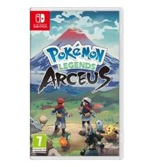 Pokémon Legends: Arceus (UK, SE, DK, FI)
