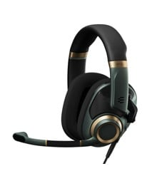 EPOS - H6 Pro Open Gaming Headset - Green