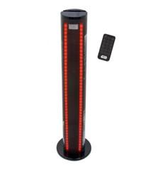 Lexibook - Wireless High Power Speaker Tower with Lights (BT2000)