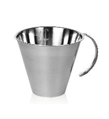 Funktion - Measuring jug - Stainless steel - 1 liter (141007)