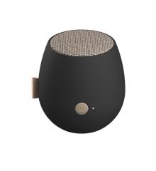 Kreafunk - aJAZZ Bluetooth Speaker Qi - Black (KFWT62QI)