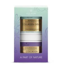 VILD NORD - Collagen GOLD 150 g & Immuny Remedy 150 g Giftbox