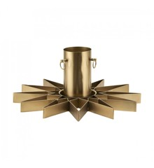 House Doctor - Star Christmas tree stand - Brass finish (206970080)