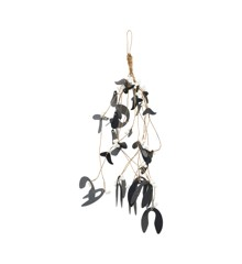 House Doctor - Ornament Misteltein - Svart