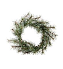 House Doctor - Pine Wreath with LED lights and Timer (260250105)