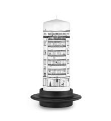 Normann Copenhagen - Heima Candleholder with Christmas Candle 2021
