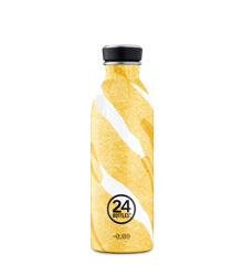 24 Bottles - Urban Flaske 0,5 L - Amber Deco