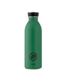 24 Bottles - Urban Flaske 0,5 L - Emerald