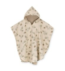 That's Mine - Poncho Small - Flowers and berries (PN104)
