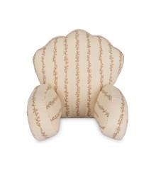 That's Mine - Pram pillow shell - Leaves Stripe (PP4508)