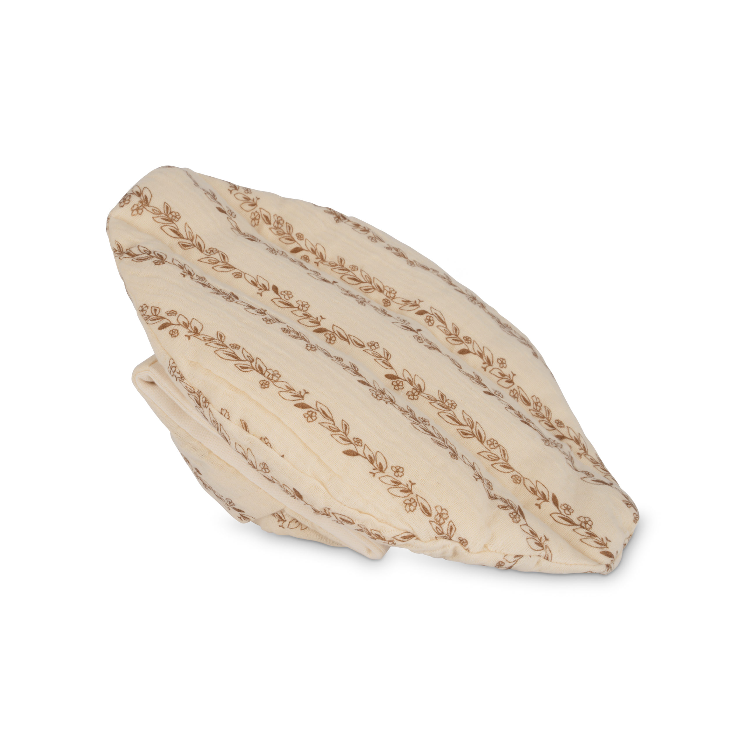 That's Mine - Comfy Me Baby Pillow - Leaves Stripe (CM87)