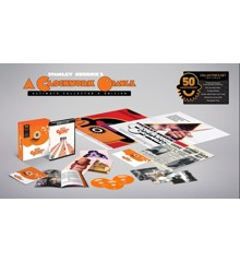 A Clockwork Orange 50th Anniversary Ultimate Collector's Edition ( UK Import)