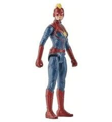 Avengers - Titan Hero Movie Figure - Captain Marvel (E7875)