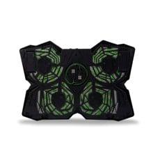 SUREFIRE - Bora Gaming Laptop Cooling Pad, Green