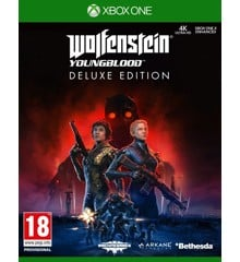 Wolfenstein: Youngblood (Deluxe Edition) (Deluxe Edition, English)