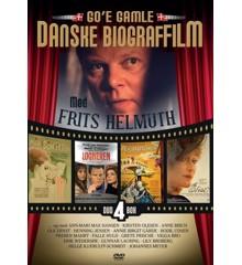 Frits Helmuth - Go'e Gamle Danske Biograffilm (4 disc)