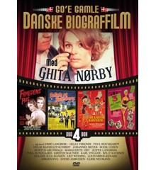 Ghita Nørby - Go'e Gamle Danske Biograffilm (4 film)
