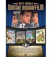 Ebbe Langberg - Go'e Gamle Danske Biograffilm (4 disc)