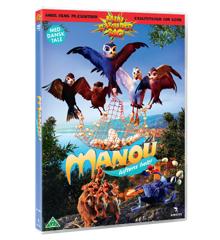 Manou - Luftens Helte
