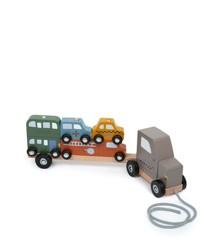 Smallstuff - Automobile Transporter - Wooden