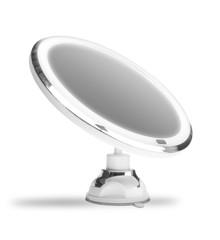 Gillian Jones - Sugekop Spejl m. Adjustable LED Lys, Touch Funktion & 10x Magnification