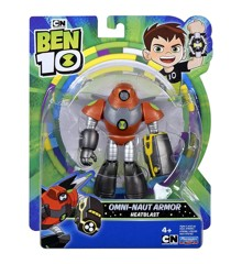Ben 10 - Omni-Naut Armor - Heatblast