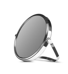 Gillian Jones - Shaving Spejl m. 5x Magnification - Sølv