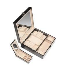 Gillian Jones - Luxury Jewelry Box - Black