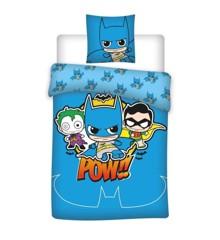 Bed Linen - Junior Size 100x140 cm - Batman (1000165)