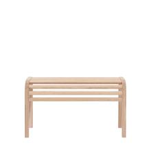 Andersen Furniture - B1 Bench 80 cm Oak (4-247020)