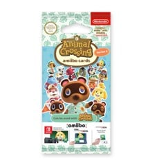 Animal Crossing Amiibo Cards series 5