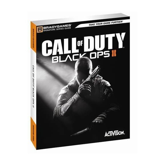 Call of Duty Black Ops 2 Official Guide (Brady)