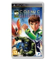 Ben 10: Ultimate Alien - Cosmic Destruction