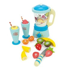 Le Toy Van - blender sett frukt og smoothie (LTV296)