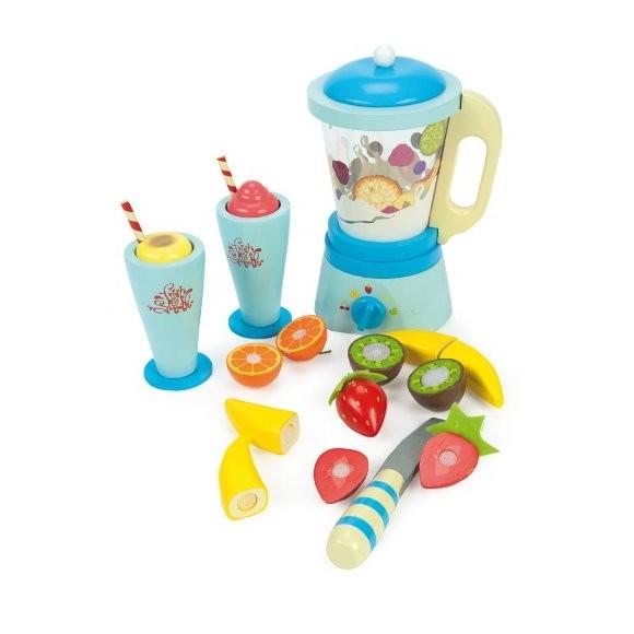 Le Toy Van - Blendersæt m. frugt og dessertglas (LTV296)