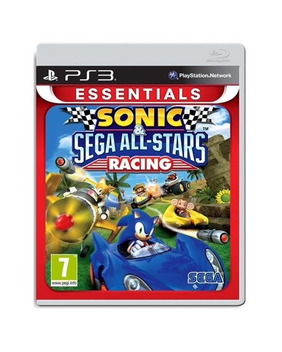 Sonic & SEGA All-Stars Racing (Solus) (Essentials)