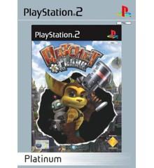 Ratchet & Clank 1 Platinum (Nordic)