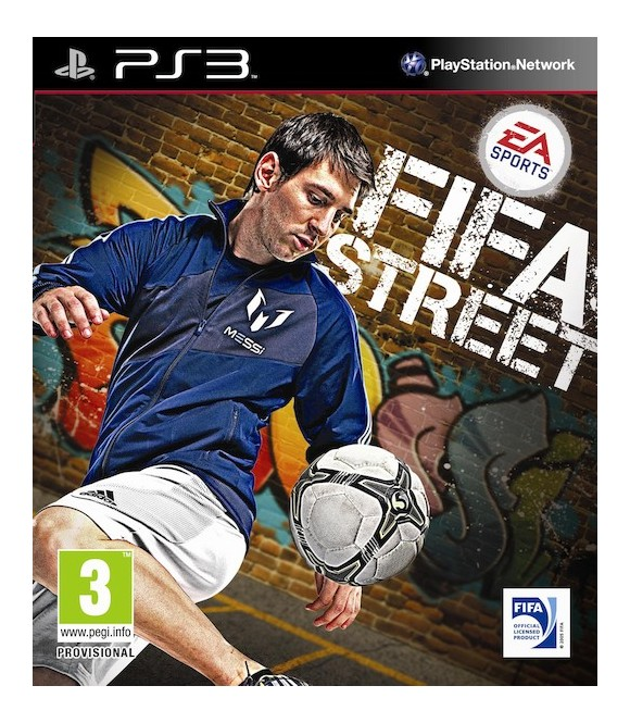 Fifa Street (2012) (Nordic)