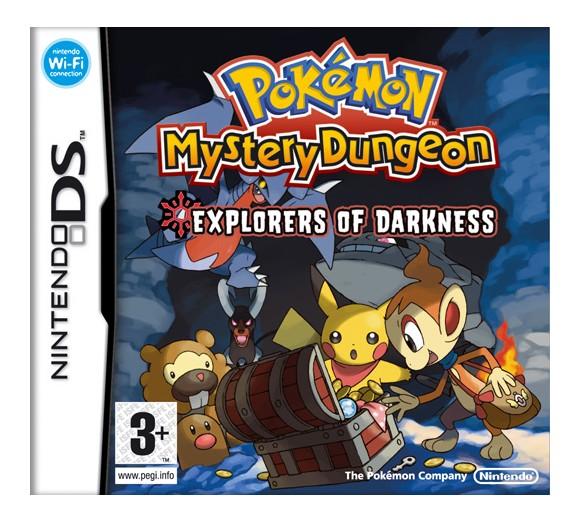 Buy Pokemon Mystery Dungeon: Explorers of Darkness