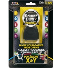3DS Action Replay for Pokemon X & Y
