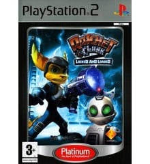 Ratchet & Clank 2 Going Commando Platinum (Nordic)