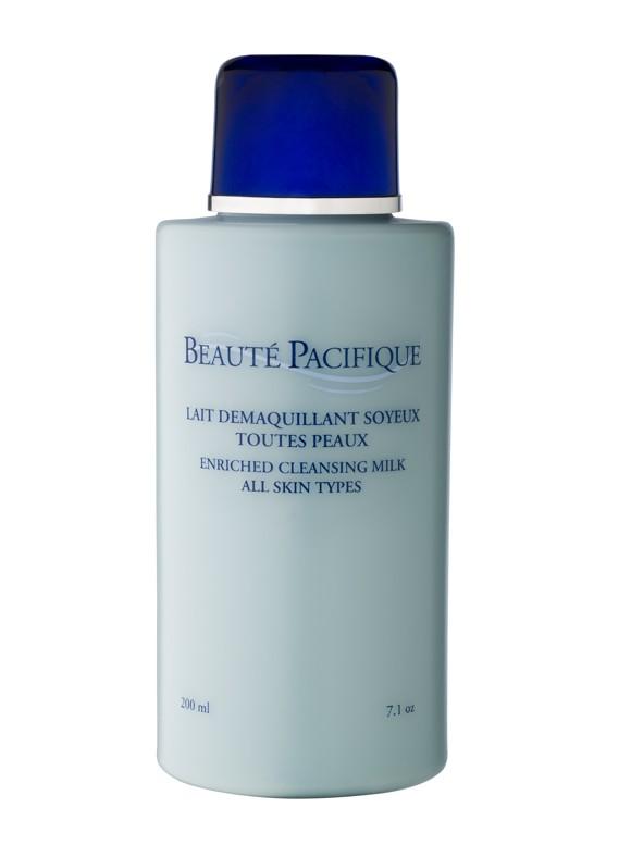 Beauté Pacifique - Rensemælk til alle hudtyper 200 ml.