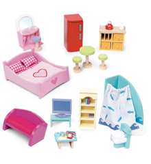 Le Toy Van - Deluxe Dolls House Furniture Set (LME039)
