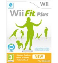 Wii Fit Plus (Solus) (SE/DK)