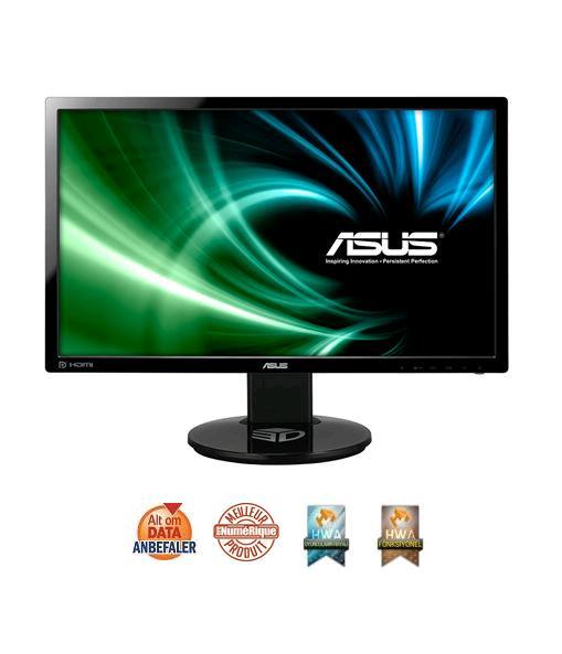 "Dell 27"" Skærm UltraSharp U2717D - Sort - 6 ms"
